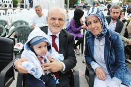 Başkan Yücel Çelikbilek, Kars'tan Beykoz'a uzanan hikayesini  anlattı.
