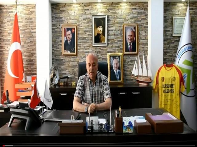 Dursunbey Belediye Başkanı Röportaj