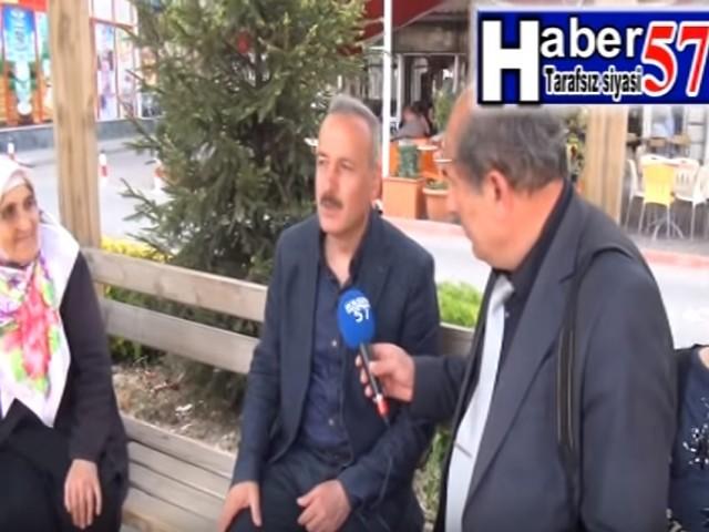 Ayancık Belediye Başkanı Ayhan Ergün ile ropörtaj
