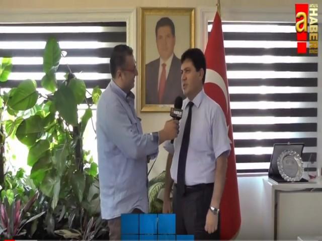 Kemer Belediye Başkanı Mustafa Gül  Röportajı