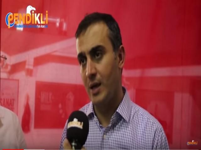 Patnos ve Pendik Belediye Başkanları ile YapılanRöportaj