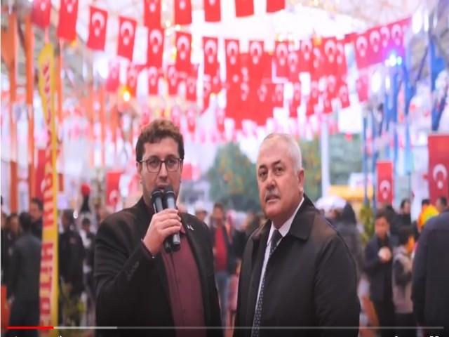 Dörtyol Belediye Başkanı Yaşar TOKSOY Röportajı